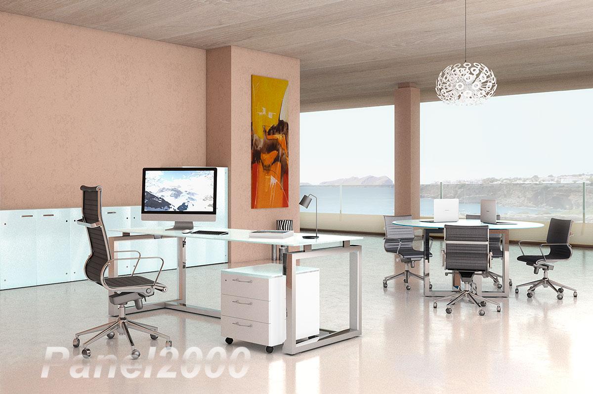 Acqua 1000 disponible en panel2000 las mejores ofertas en despachos de dise o programa design - Mobiliario oficina ocasion ...