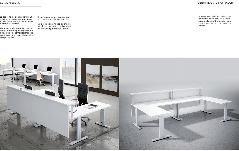 T1 t2 disponible en panel2000 las mejores ofertas en for Mobiliario de oficina ocasion
