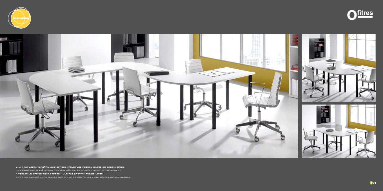 Colectividades disponible en panel2000 las mejores ofertas en muebles de oficina programa - Mobiliario oficina ocasion ...