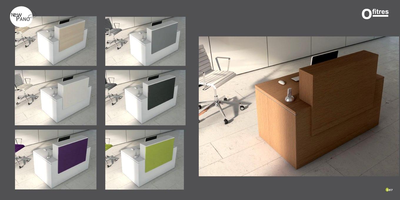 Mostradores disponible en panel2000 las mejores ofertas for Ofertas muebles de oficina