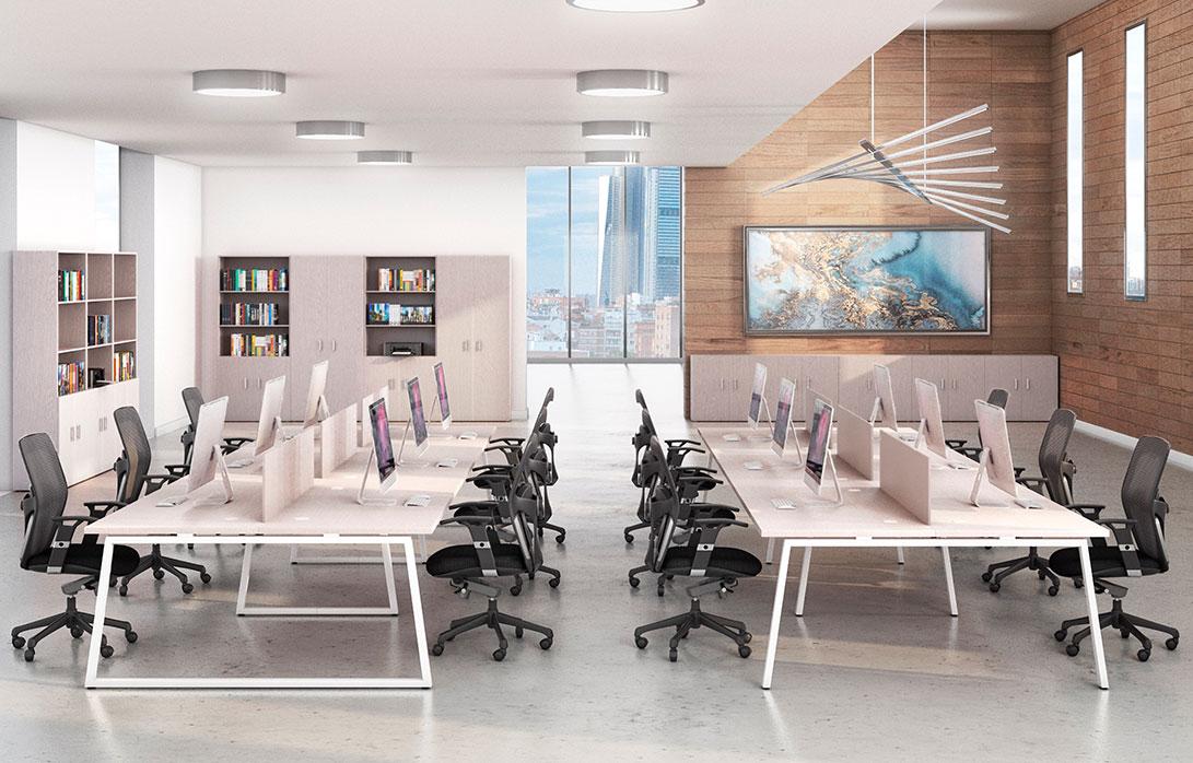 Panel2000 | Mobiliario de Oficina y Muebles de Oficina en Madrid