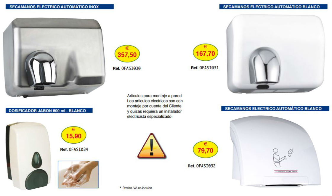Accesorios de Higiene