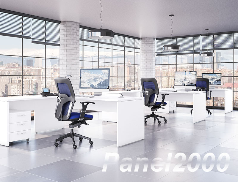 Outlet Sillas De Oficina Madrid.Panel2000 Mobiliario De Oficina Y Muebles De Oficina En Madrid