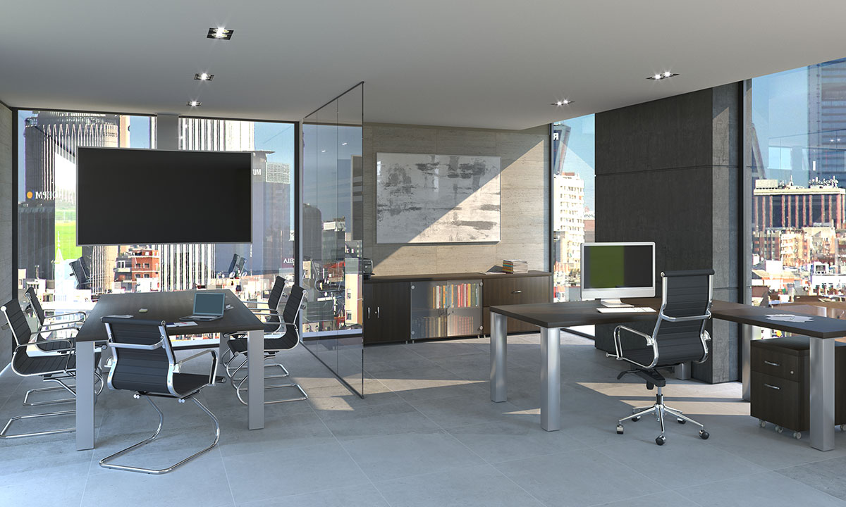 Express 900 disponible en panel2000 las mejores ofertas for Muebles oficina madrid