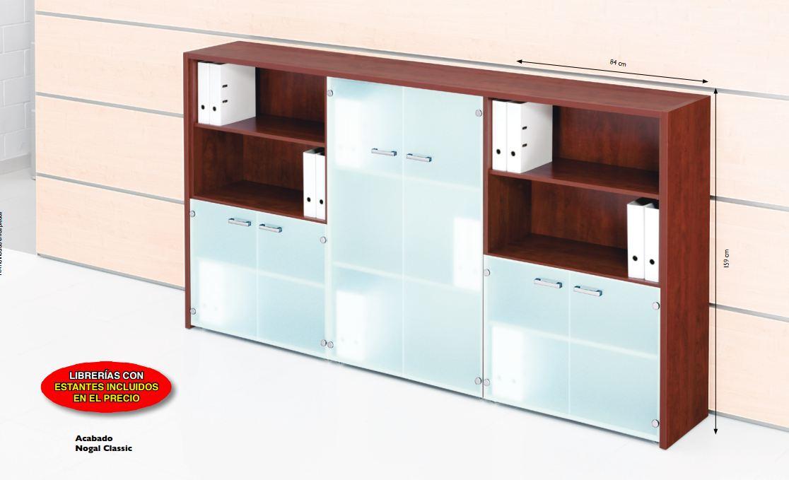 Master librerias disponible en panel2000 las mejores for Oferta muebles oficina