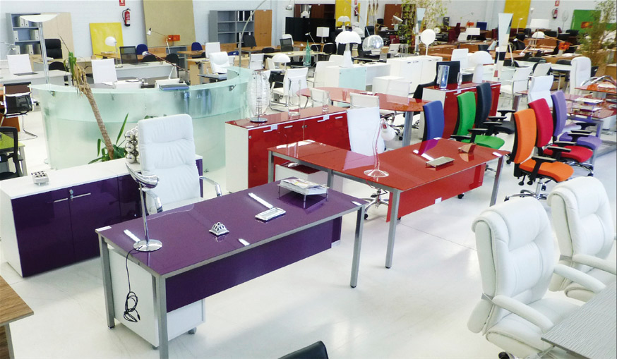 Usados de ocasi n y 2 mano panel2000 las mejores ofertas en muebles de oficina sillas - Mobiliario oficina ocasion ...