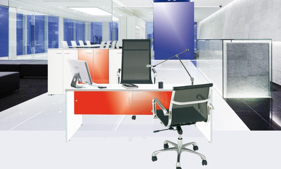 muebles de oficina  serie officeluxe  Panel2000  Las ...