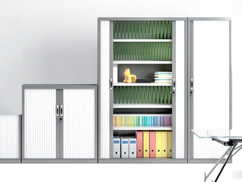Ventajas de los armarios con puertas de persiana