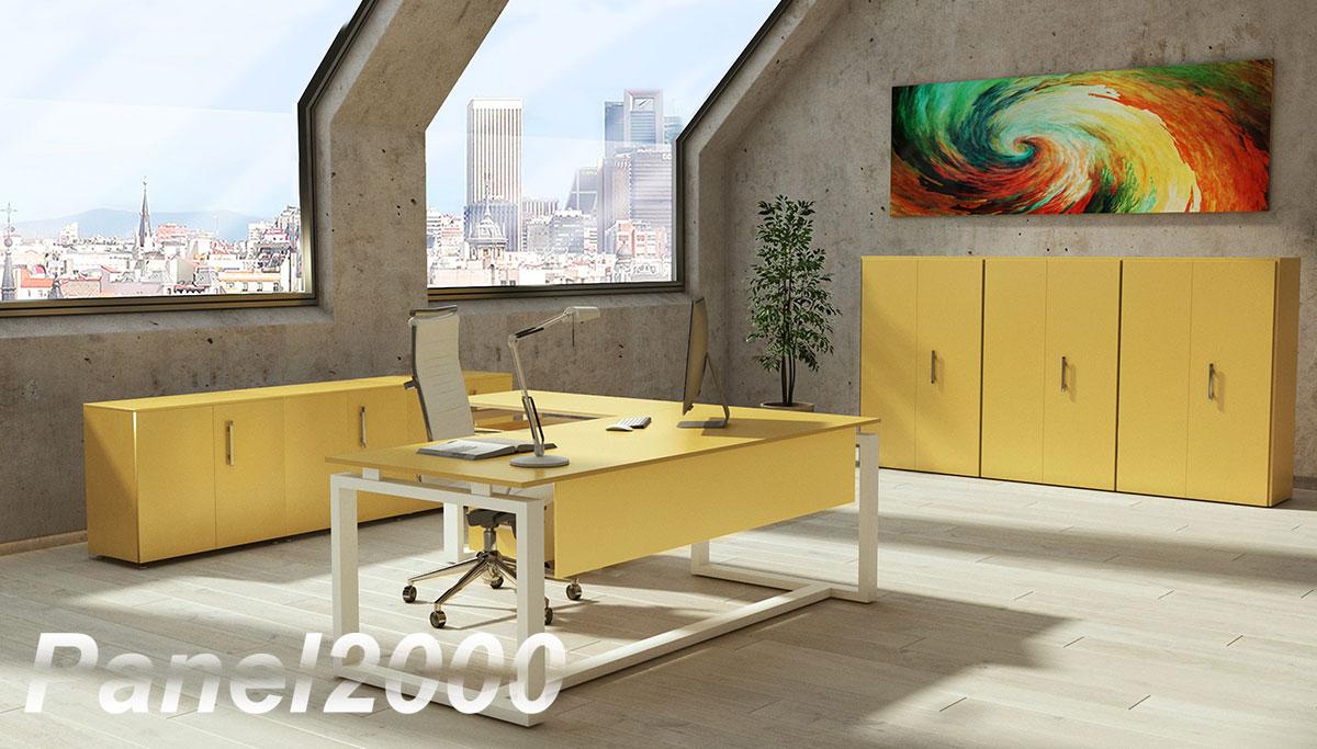 Cómo influye el color Amarillo de la oficina en el trabajo