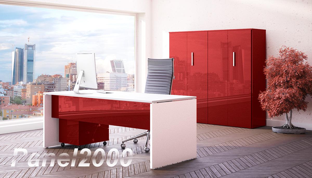 Cómo influye el color rojo de la oficina en el trabajo