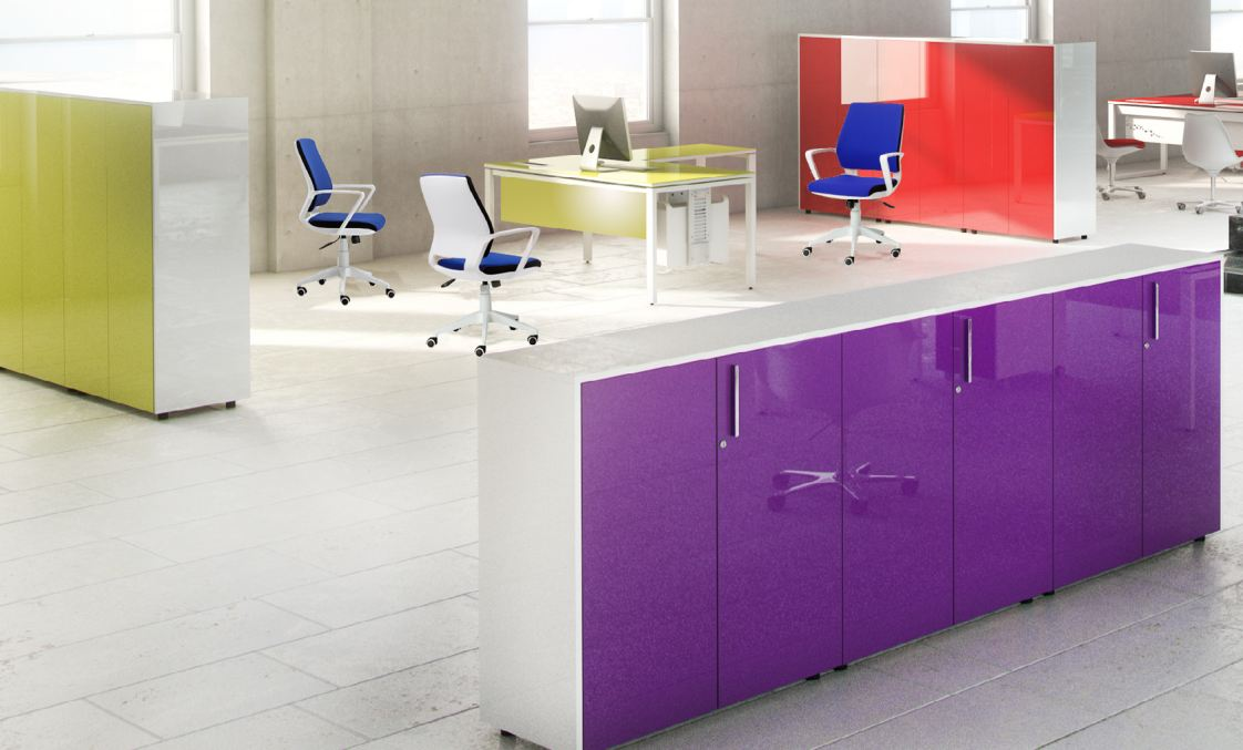 Officeluxe 600 disponible en panel2000 las mejores for Muebles de oficina 2000