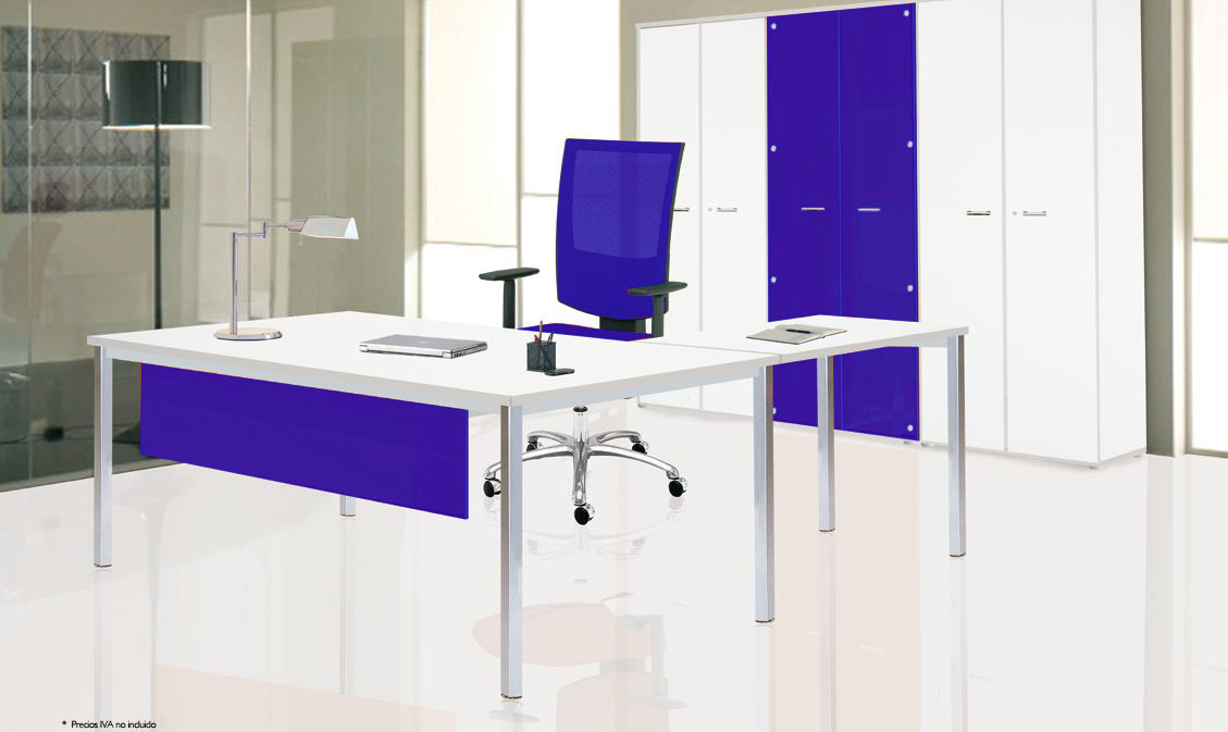 Ofilux desing 400 disponible en panel2000 las mejores for Programa diseno oficinas