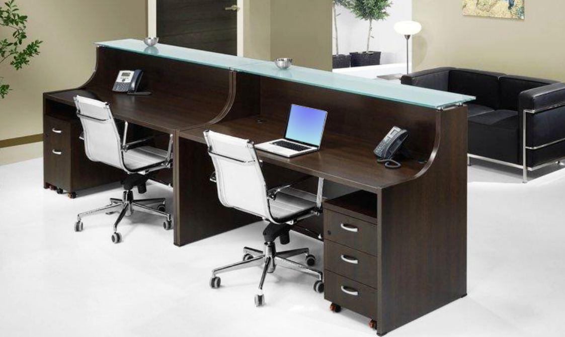 Opci n express disponible en panel2000 las mejores ofertas en recepci n y atenci n recepci n - Mobiliario oficina ocasion ...