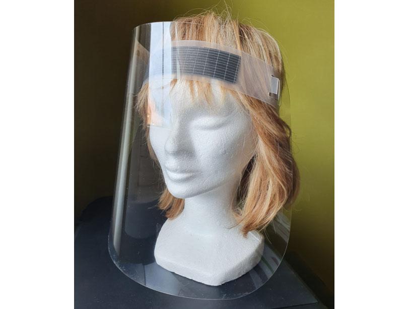 Pantallas Protección Facial