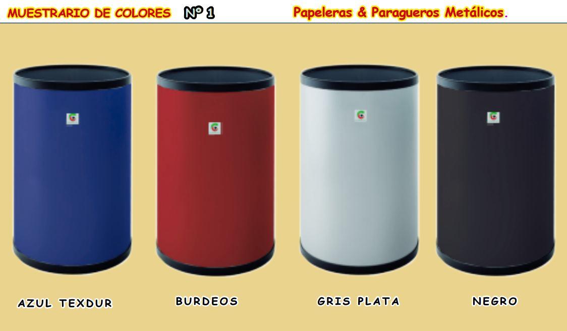 Papeleras/Paragüeros