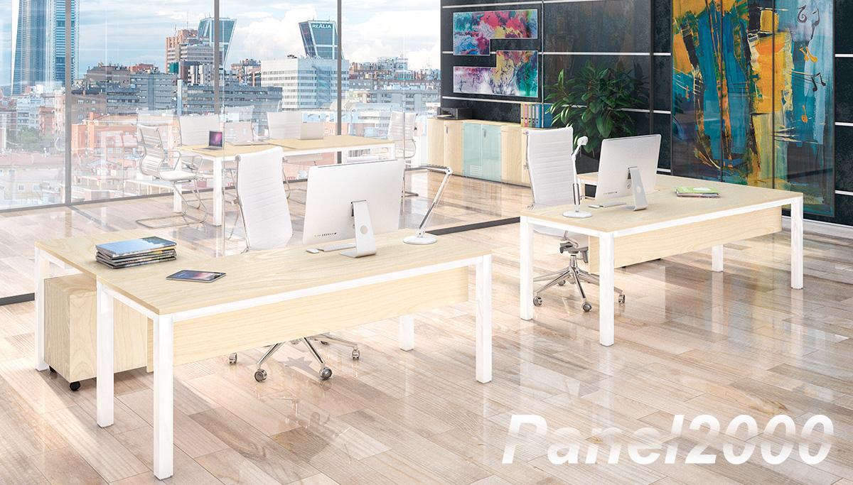 Las mejores mesas de oficina grandes