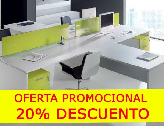 Muebles de oficina panel2000 las mejores ofertas en for Oferta muebles oficina