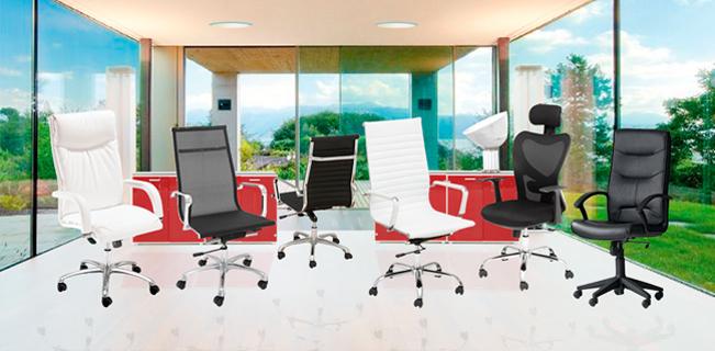 ¿Cuándo utilizar las sillas giratorias?