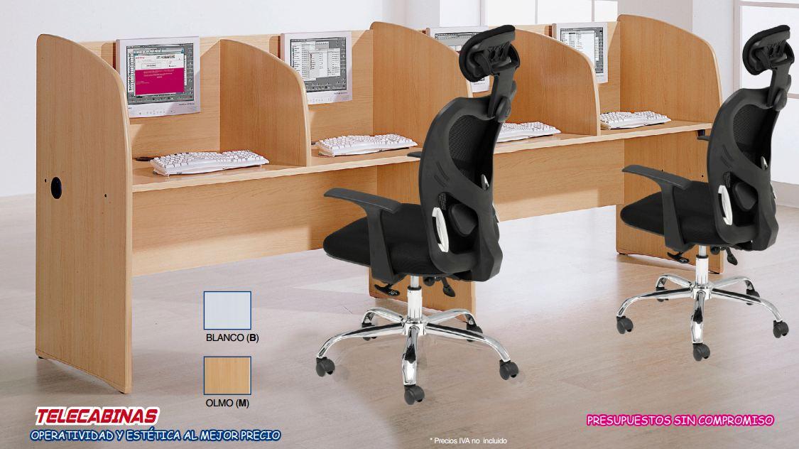 Telecabinas de trabajo disponible en panel2000 las for Oficina de empleo de arganda del rey