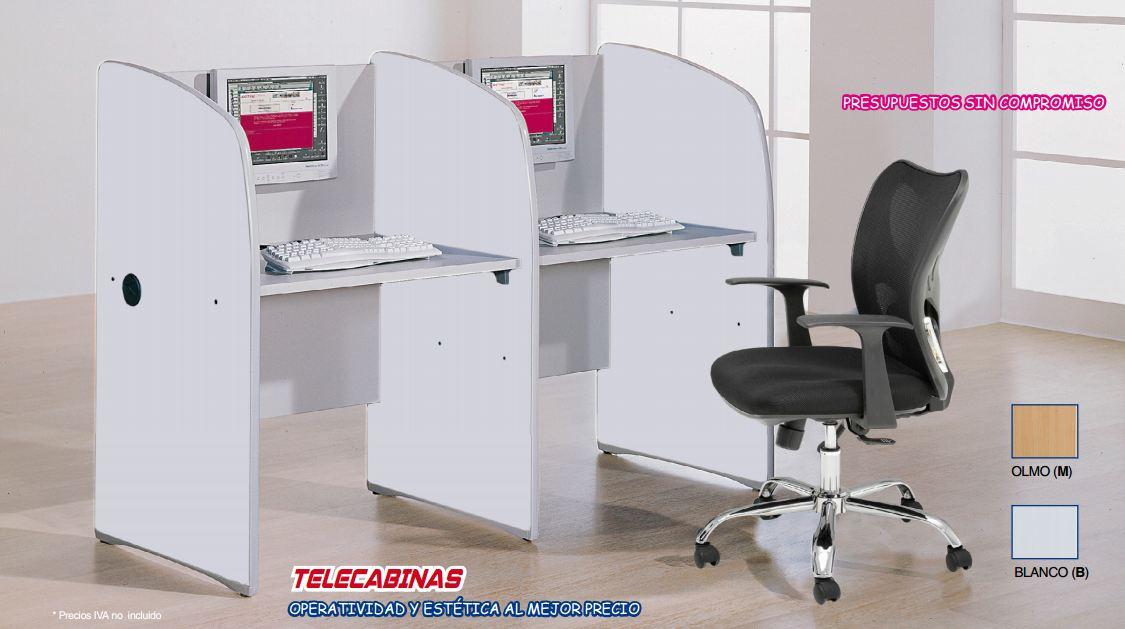 Telecabinas de Trabajo